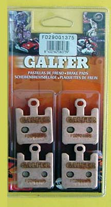 Galfer Brake Pad Sets