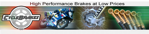 Cyclebrakes - high performance brakes at low prices